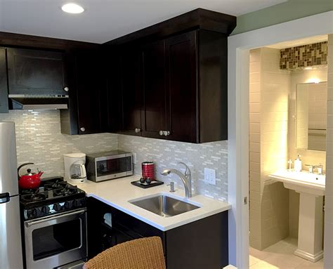 efficient small kitchen design the guest house aerie house and club 7033