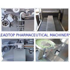 aluminum plastic automatic blister packing machine high speed blister pack sealing machine