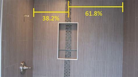 tile layout and the golden ratio 1 618 1 diytileguy