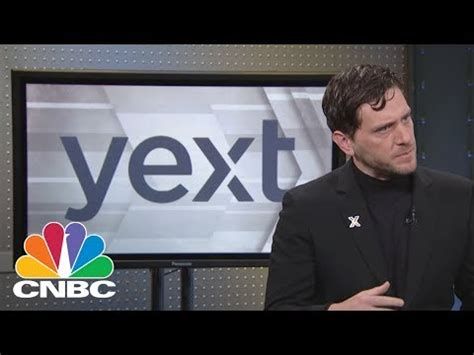 cnbc mobile yext ceo mobile to intelligence money cnbc