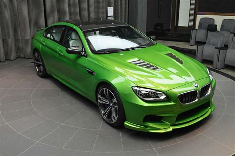 java green bmw java green bmw m6 gran coupe defines unique gtspirit