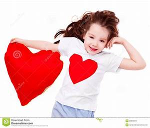 girl with a pillow royalty free stock images image 22853219 With best pillow for 6 year old