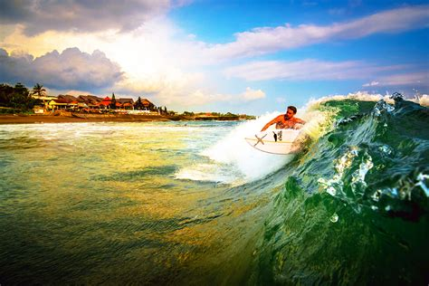 Surfing Bali by Six Best Surf Spots In Canggu Maviba