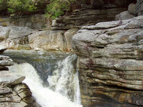 babel tower linville gorge trail wilderness