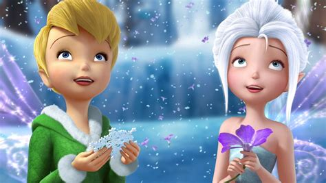 Download Tinkerbell And Periwinkle Wallpaper Widescreen