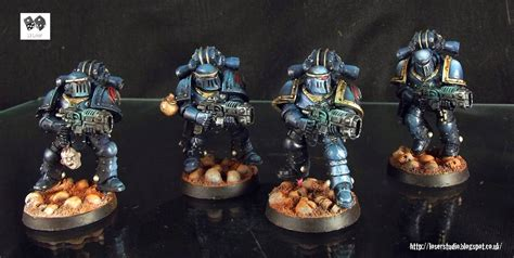 night lords breacher squad lillegend commission painting