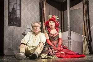 Jim Broadbent's Scrooge is too nice in this version of A ...