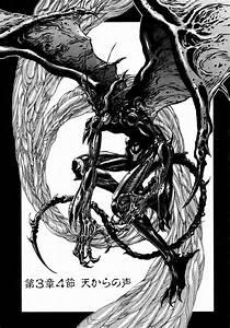 Devilman Amon illustration | Devilman! | Pinterest | The o ...  Devilman