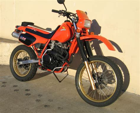 street legal motocross bikes 86 honda xr600r street legal plated dirt bike dual sport