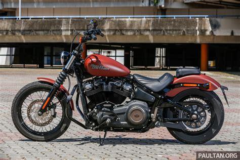Davidson Bob by 2018 Harley Davidson Bob Ride In Malaysia