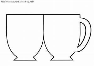 Tasse Fete Des Meres : gabarit carte vase pour la f te des m res ~ Teatrodelosmanantiales.com Idées de Décoration