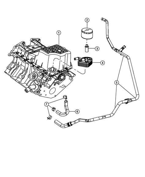 3 5l Engine Flow Diagram by 2007 Chrysler 300 Engine Cooler Filter And