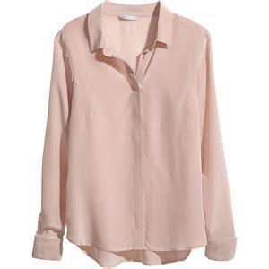 h m blouses h m silk blouse polyvore