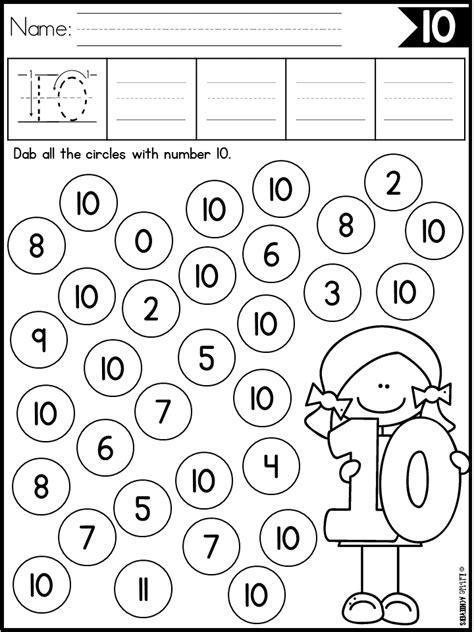 number recognition 1 20 number sense worksheets preschool preschool worksheets preschool