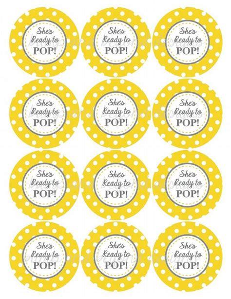 printable favor tags baby shower bumpandbeyonddesigns