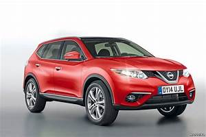 2016 Nissan Qashqai+2 – pictures, information and specs