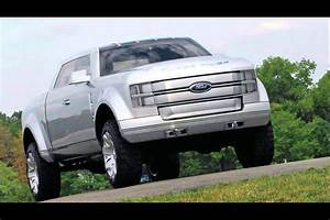 2016 ford bronco concept - YouTube