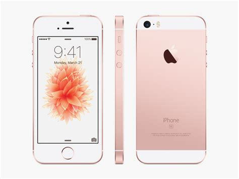 apple unveils new iphone se with the iphone se apple returns to a masterpiece of
