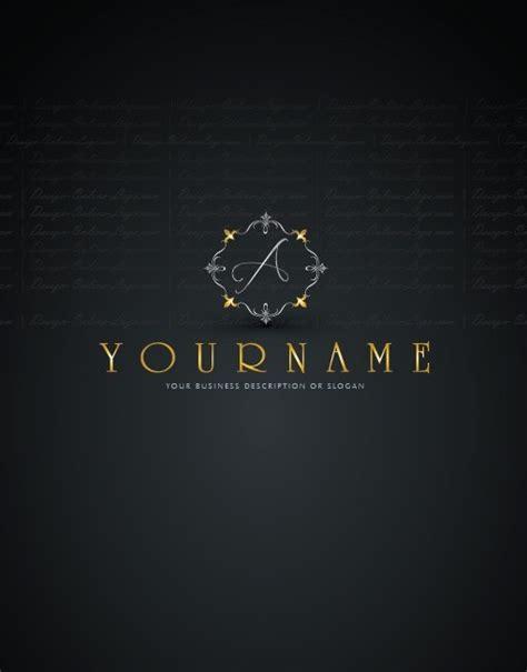 exclusive design luxury initial logo compatible