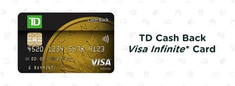 For td visa signature benefits, the credit limit must be $5,000 or greater. TD Cash Back Visa Infinite Review: Get 3% Cash Back On Gas And Groceries   How To Save Money