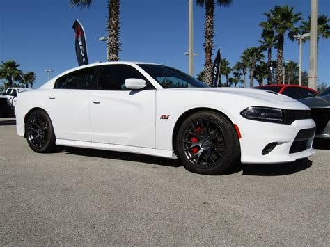 New 2016 Dodge Charger SRT 392 Sedan in Daytona Beach #