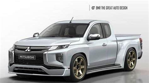 Modifikasi Mitsubishi Triton by Melawan Takdir Penakan Mitsubishi Triton Baru Dibikin