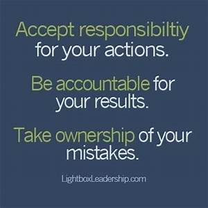 71+ Responsibility Quotes and Sayings