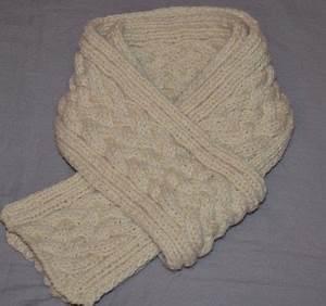 Echarpe Homme Tricot : charpe en laine torsades accessoires mode diy ~ Melissatoandfro.com Idées de Décoration
