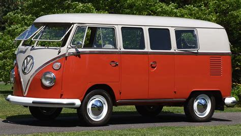 volkswagen kombi classic volkswagen kombi sells for 158k car news