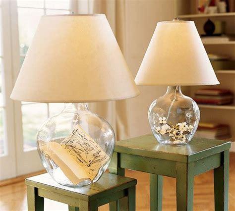 7 glass fillable l ideas id lights