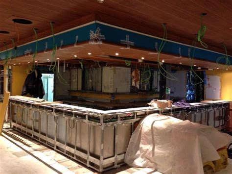 first inside at carnival cruise line s newest cruise ship