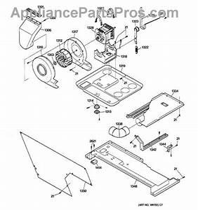 Parts For Ge Wsm2700wa  Dryer Motor  Blower  U0026 Belt