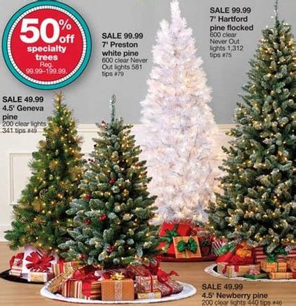 Kmart Artificial Christmas Trees Victoriab