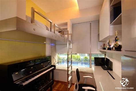 Small Bedroom Design Ideas Singapore by Condo Waterline Bedroom Home Decor Singapore
