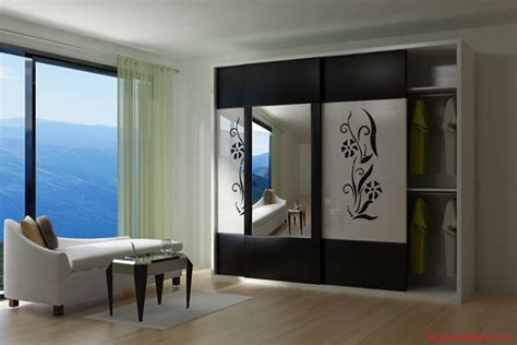 modern wall wardrobe almirah designs