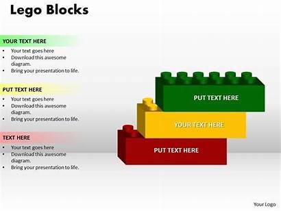 Blocks Building Powerpoint Slide Presentation Infographic Lego