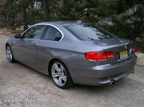 2007 Bmw 335i Coupe Road Test Review Carpartscom
