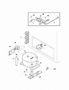 Kenmore 25313051100 Chest Freezer Parts