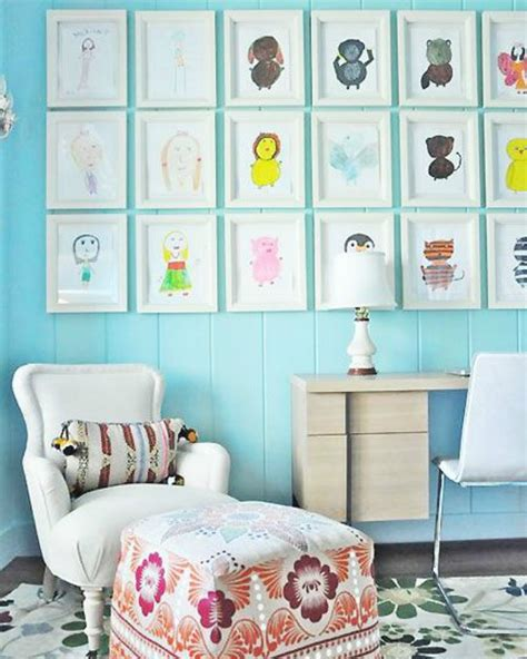 Diy Playroom by Diy Kids Art Gallery Walls Creative Juice