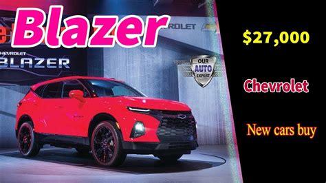 Chevy Blazer Prototype by 2020 Chevy Blazer Ss 2020 Chevy Blazer Concept 2020
