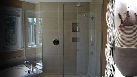 douche en verre vitrerie global