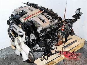 Nissan 300zx Vg30det And Vg30dett Twin Turbo Motors Jdm