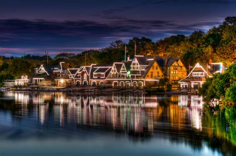 Boathouse Row by Boathouse Row Www Imgkid The Image Kid Has It