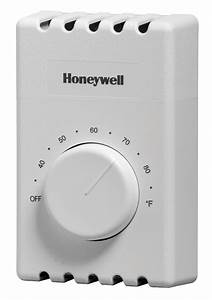 Honeywell Thermostats Manual Electric Baseboard Thermostat