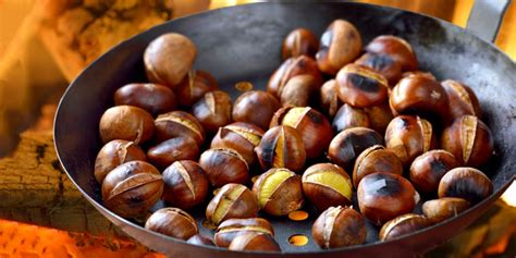 cooking chestnuts how to roast chestnuts bbc good food