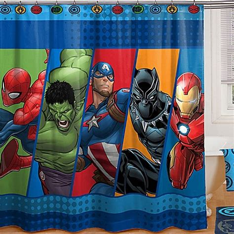 marvel comics good guys      shower