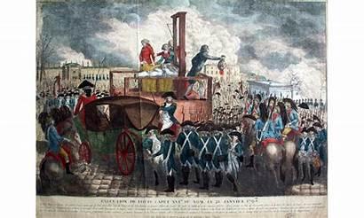 Xvi Louis Execution Death Penalty 1793 France