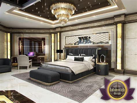 Bedroom Design by Luxury Antonovich Design Uae Master Bedroom From Luxury