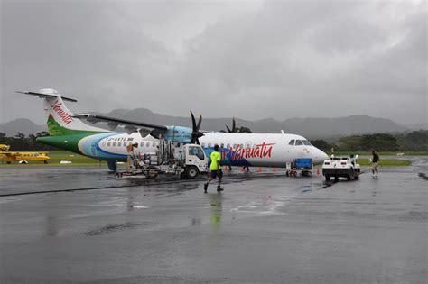 avis du vol air vanuatu port vila tanna en economique
