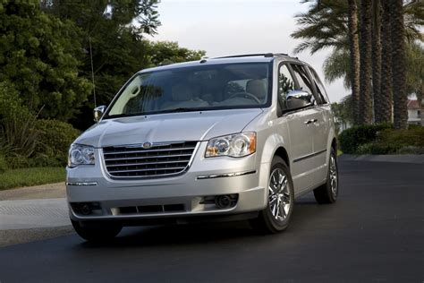 2008 Chrysler Town & Country Conceptcarzcom